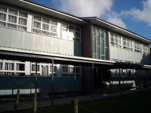 School Exterior Colours